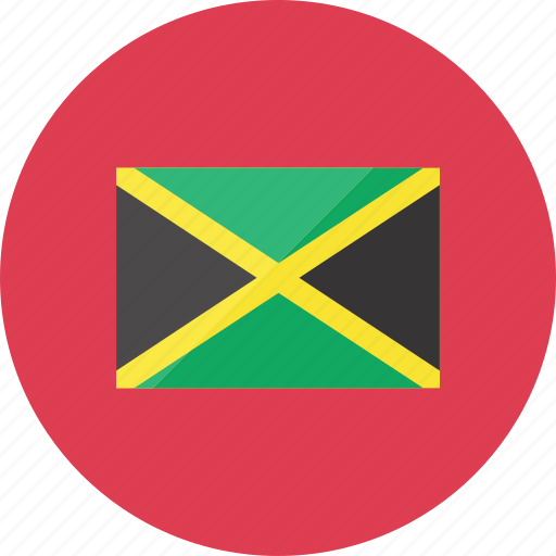 country, flag, flags, jamaica, national, world icon