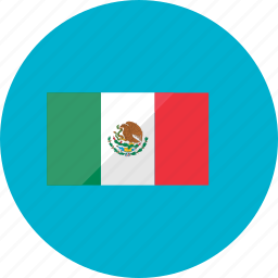 country, flag, flags, mexico, national, world icon
