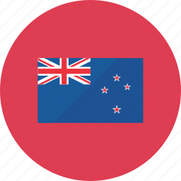country, flag, flags, national, new zealand, world icon