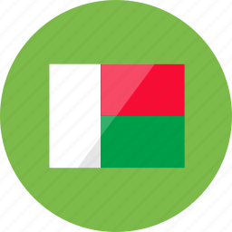 country, flag, flags, location, madagascar, national, world icon