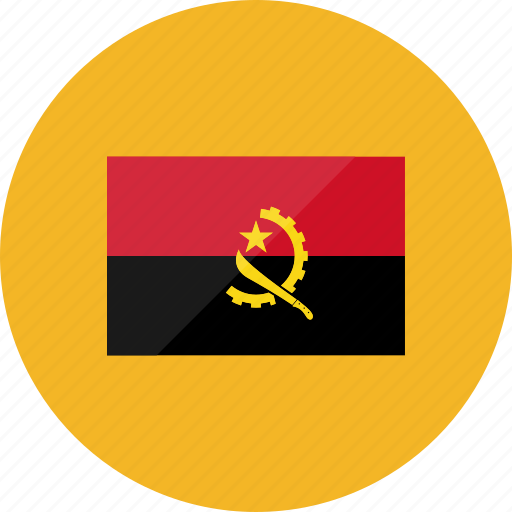 angola, country, flag, flags, location, national, world icon