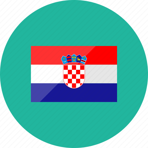 country, croatia, flag, flags, location, national, world icon