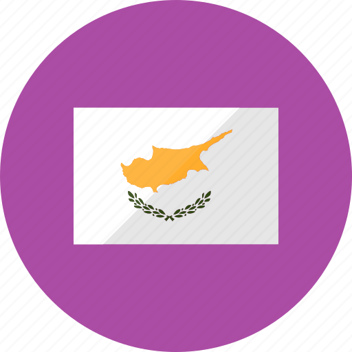 country, cyprus, flag, flags, location, national, world icon