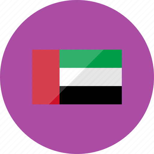 country, flag, flags, location, national, united arab emirates, world icon