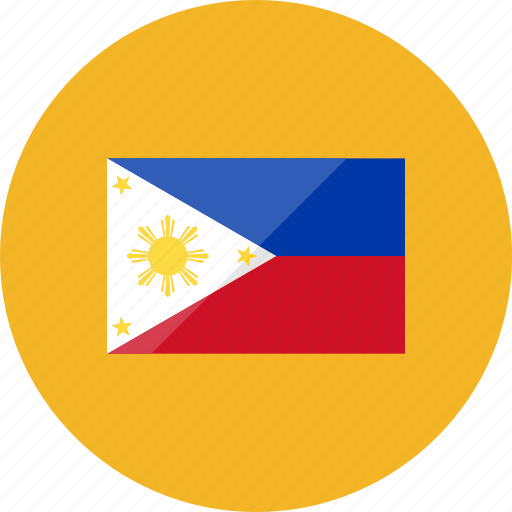 country, flag, flags, location, national, philippines, world icon