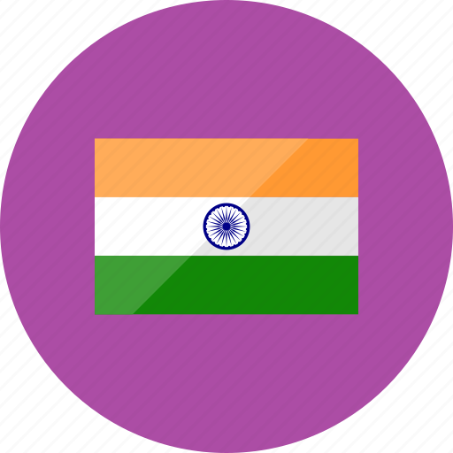 country, flag, flags, india, location, national, world icon