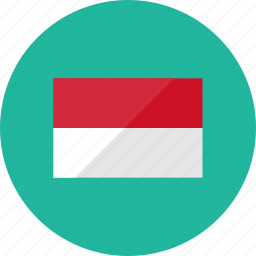 country, flag, flags, indonesia, location, national, world icon