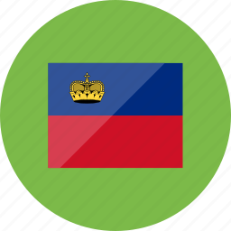 country, flag, flags, liechtenstein, location, national, world icon