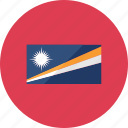 country, flag, flags, location, marshall island, national, world icon