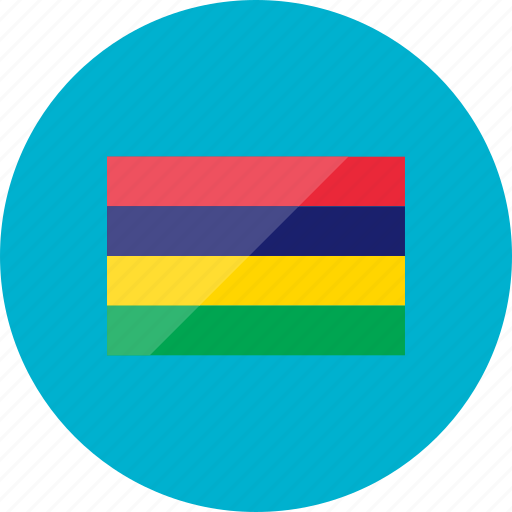 country, flag, flags, location, mauritius, national, world icon
