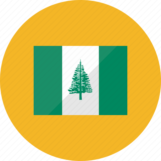 country, flag, flags, location, national, norfolk island, world icon