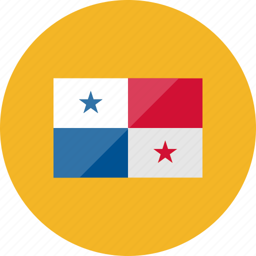 country, flag, flags, location, national, panama, world icon