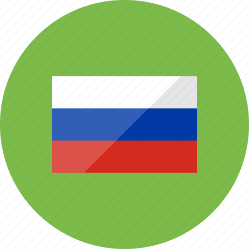 country, flag, flags, location, national, russia, world icon