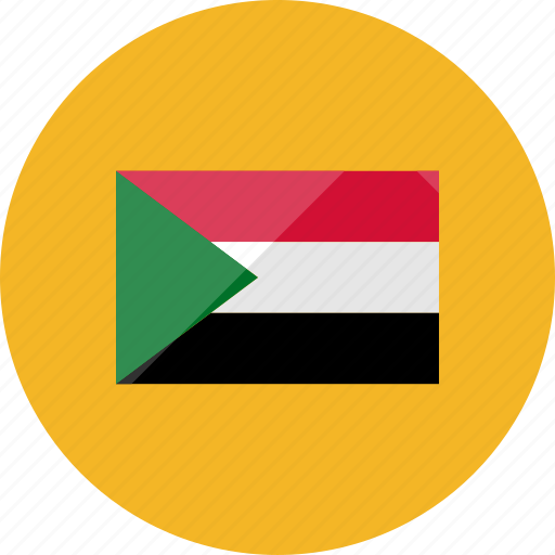 country, flag, flags, location, national, sudan, world icon