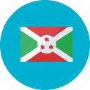 burundi, country, flag, flags, location, national, world icon