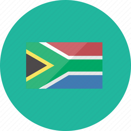 country, flag, flags, location, national, south africa, world icon