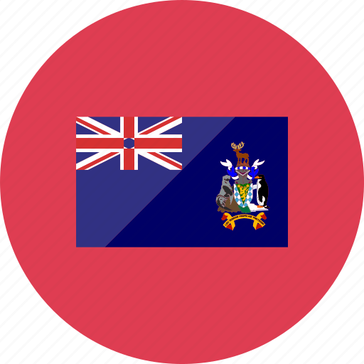 country, flag, flags, location, national, south georgia and the south sandwich island, world icon
