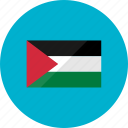 country, flag, flags, location, national, palestine, world icon