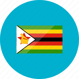 country, flag, flags, location, national, world, zimbabwe icon