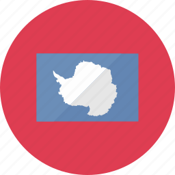 antartica, country, flag, flags, location, national, world icon