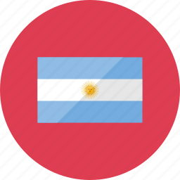 argentina, country, flag, flags, location, national, world icon
