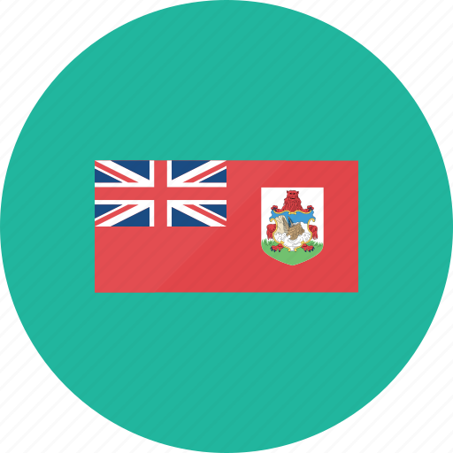 bermuda, country, flag, flags, location, national, world icon