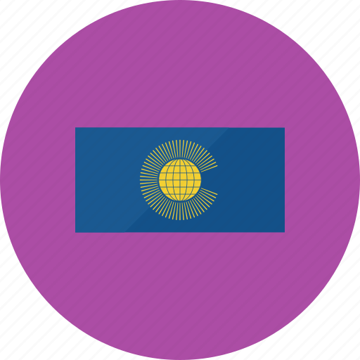 commonwealth, country, flag, flags, location, national, world icon