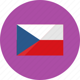 country, czech, flag, flags, national, republic, world icon