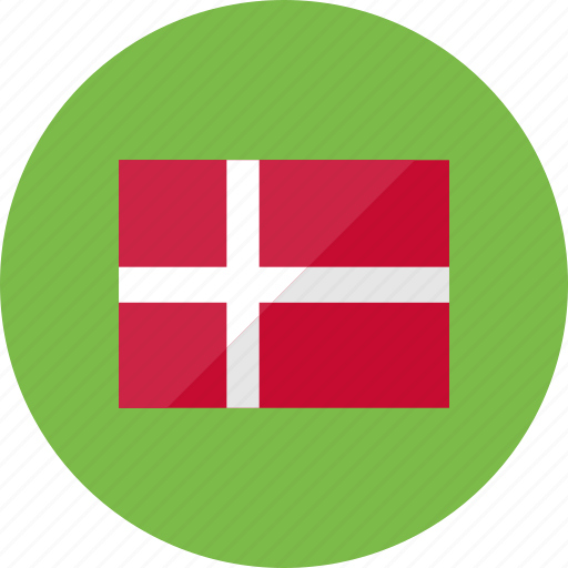 country, denmark, flag, flags, location, national, world icon