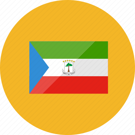 country, equatorial guinea, flag, flags, location, national, world icon