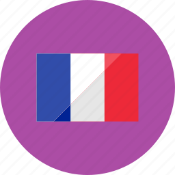 country, flag, flags, france, location, national, world icon