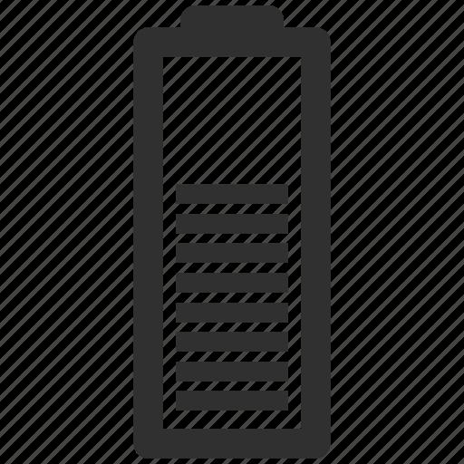 battery, full, level icon