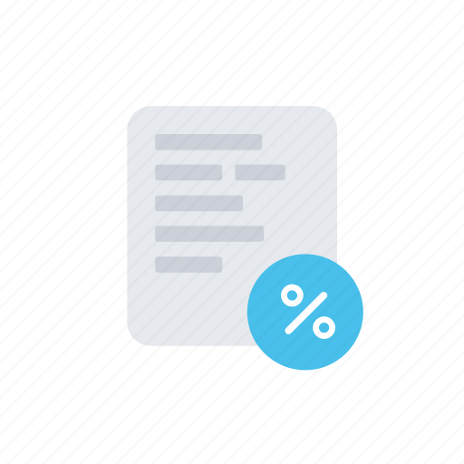 data, discount, document, documents, file, page, paper icon