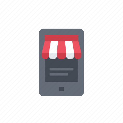 buy, device, phone, shop, shopping, smartphone, store icon