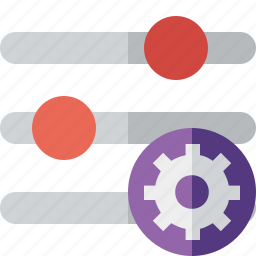 configuration, options, preferences, settings icon