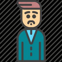 avatar, boy, face, male, man, social, user icon