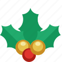 ball, balls, celebration, christmas, christmas balls, decoration, green leaf, holiday, ornament, party, santa, winter, xmas, xmas balls icon