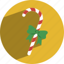 candy, cane, christmas icon