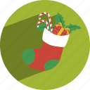 christmas, gift, stock icon