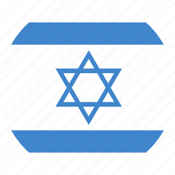 circle, israel icon