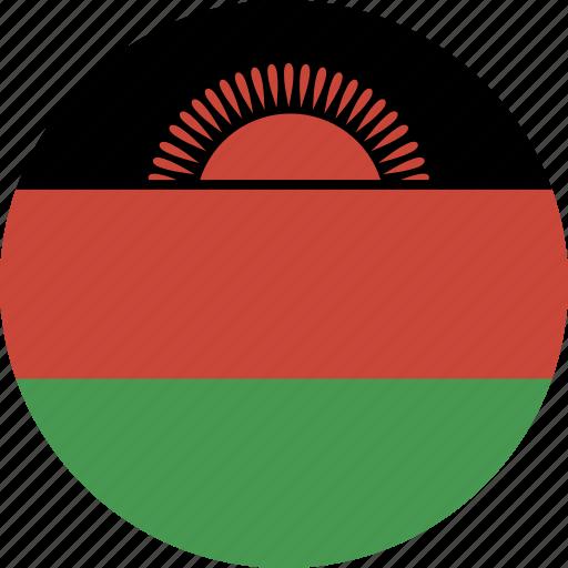 circle, malawi icon