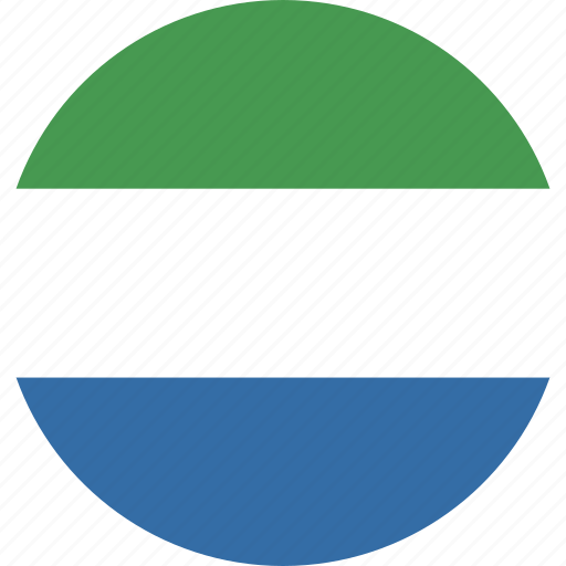 circle, leone, sierra icon