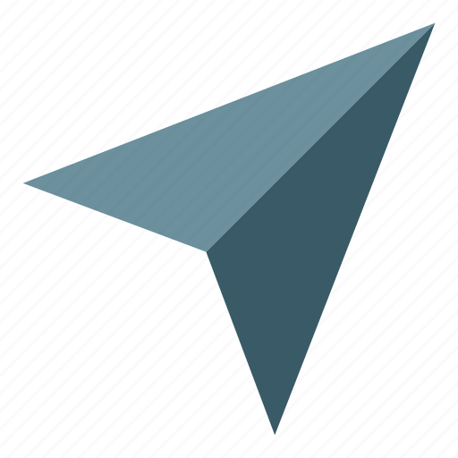 arrow, direction, navigation, send, send message, submit icon