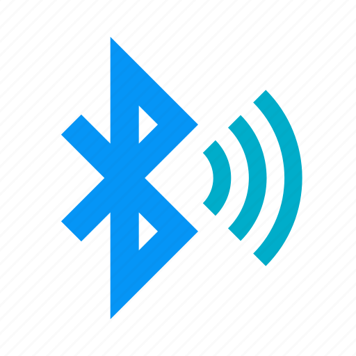 bluetooth, communication, mobile, signal, smartphone, technology, wireless icon