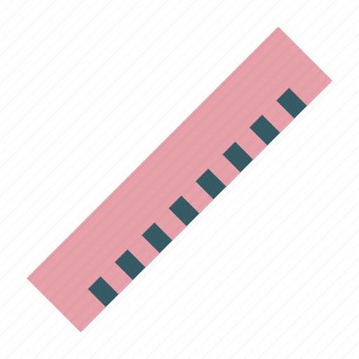 design, graphic, measure, ruler, size, tool, width icon
