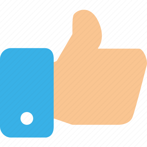 gesture, like, social, thumb, thumbs, up icon