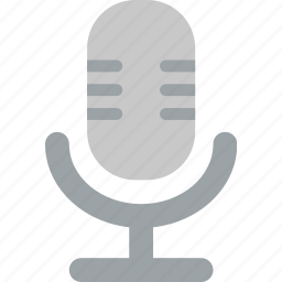 microphone, multimedia, music, record, speaker, voice icon