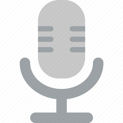 microphone, multimedia, music, record, speaker, voice icon