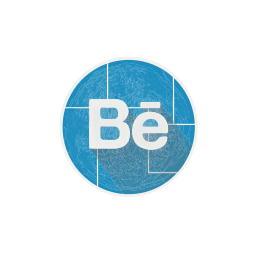 be, behance, social, social network, socialnetwork icon