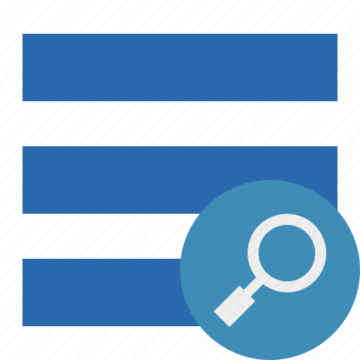 list, menu, nav, navigation, options, search, toggle icon